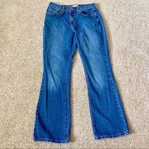 Levi's 515 Bootcut Medium wash Jeans